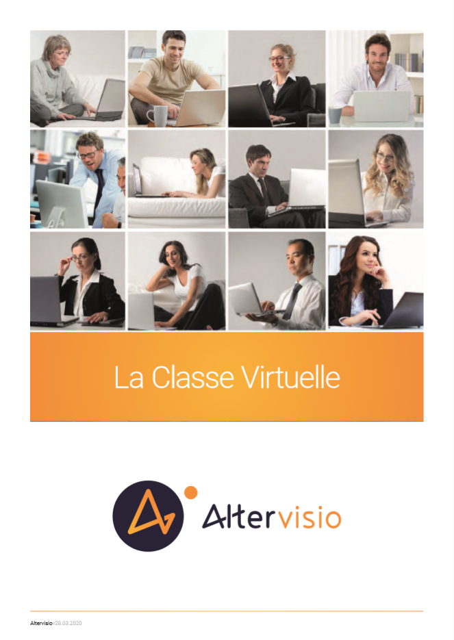 Catalogue Classes virtuelles